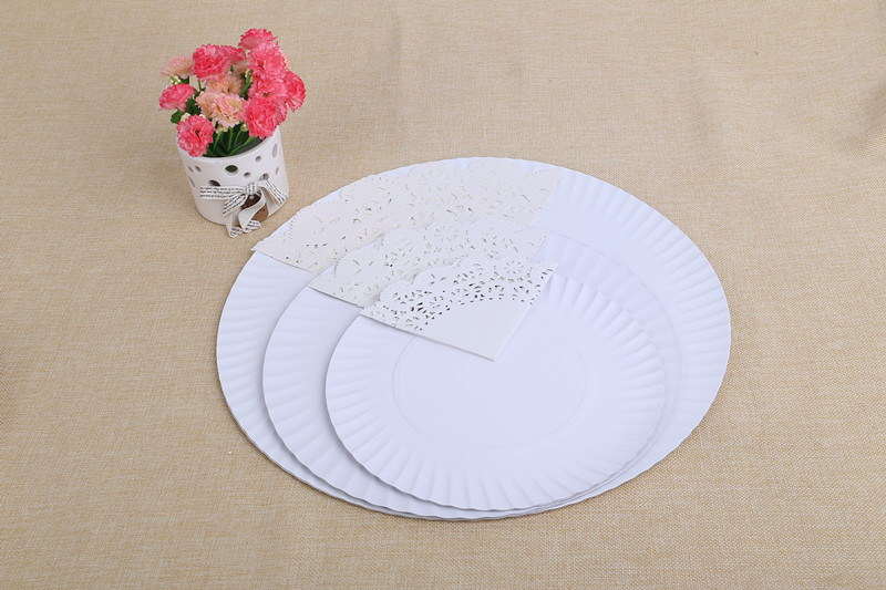 食品级蛋糕纸托 可覆金银膜专供出口