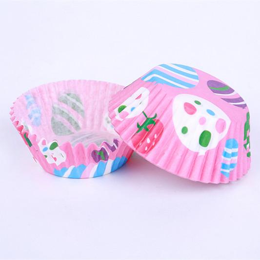 PVC圆桶包装食品级防油纸 烘焙蛋糕纸