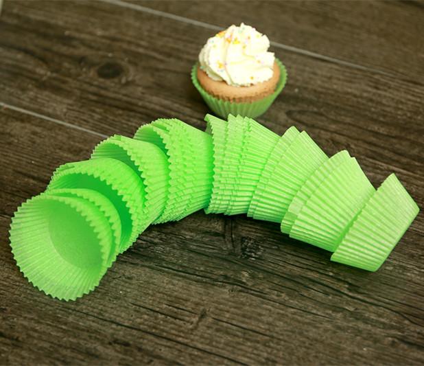 工厂直销-烘焙纸质蛋糕杯